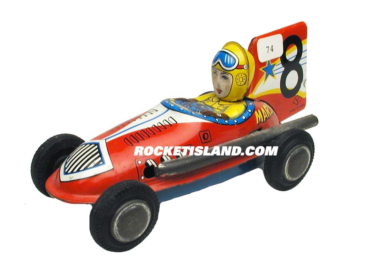 Mars 8 Racer