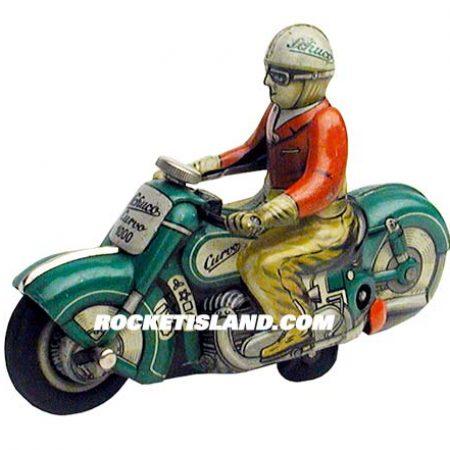 Schuco Curvo 1000 Motorcycle