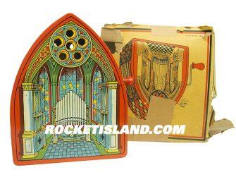 Wyandotte Music Box