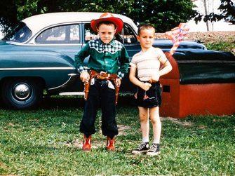 Cowboy and Patriot