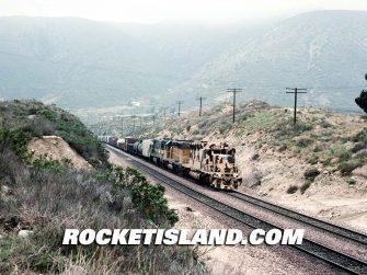 Union Pacific 3593 Desert Victory