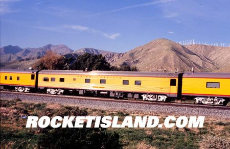 "Union Pacific ""Willie James"" Business Car"