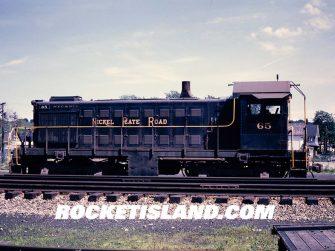 Nickel Plate Road Alco S-4 65