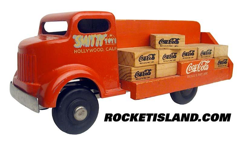 Smith-Miller Coca-Cola Delivery Truck