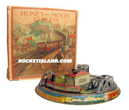 Marx Honeymoon Express