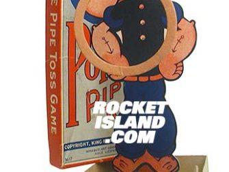Popeye Ring Toss Game