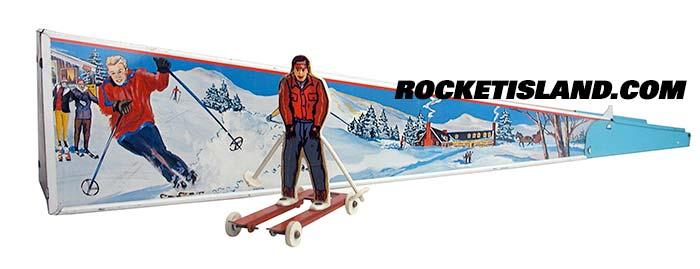 Incline Ski Toy
