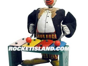 Xylophone Playing ClownXylophone Playing Clown